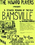 """""""Bamsville"""" by Channing Pollock Collection"""