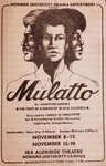 """""""Mulatto"""" by Channing Pollock Collection"""