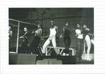 Howard Players rehearsal, c1960s.