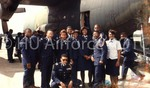 Cadets Take Time to Pose for the Camera During Their Tour of Maxwell AFB