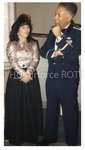 The Military Ball: Colonel Tafares and Wife Share a Happy Moment at the Ball