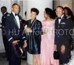 The Military Ball: Cadets Culpepper and Meggett Enjoy the Evening With Their Dates