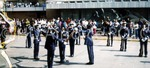 The United States Air Force Honor Guard Put on an Outstanding Performance for the Detachment and The Students of Howard University