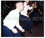 [Attendees Dance at Military Ball]