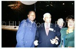 [Craig Allen with Tuskegee Airman]