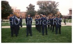 [AFROTC March on the Yard]