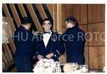Corps Commander Being Promoted At Military Ball, 1986