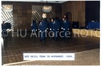 ADT Drill Team in Movment, 1986