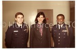 [Cadets Pose with Deputy Assistant Secretary (Equal Opportunity and Safety Policy), Donna M. Alvarado]