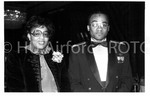 """The Picture is Now Complete"" Mrs. Iva Bordeaux [with Col. John Bordeaux, Sr.]"