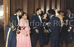 Greeting Line at Military Ball, 1986