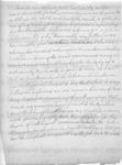 Handwritten Biographical Sketch