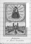 Klein, Felix  - Souvenir of Maria Einsiedeln