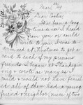 Unsigned/Partial Name - Letter To Anna Julia Cooper 6