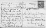 Unsigned/Partial Name - Postcard To Anna Julia Cooper 5