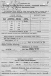 Application For United States Savings Bonds - Frelinghuysen University 5