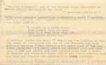 Note About Mrs. John C. Wyman