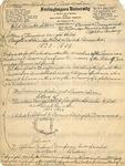 American Historical Association Weld Grimke Letters