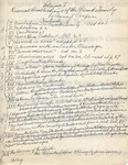 Personal Recollections of the Grimke Family Volume I Table of Contents
