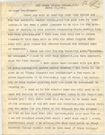 Letter Form Francis J. Grimke