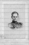 Photograph of Alice M. Bacon