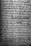 Handwritten Autobiographical Note By Anna Julia Cooper AJC-MS 11a+11b