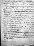 Handwritten Autobiographical Note By Anna Julia Cooper AC-MS8