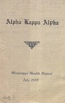 Mississippi Health Project Annual Report No. 2 by Alpha Kappa Alpha