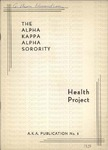 Mississippi Health Project Annual Report No. 5 by Alpha Kappa Alpha