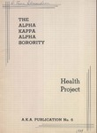 Mississippi Health Project Annual Report No. 6 by Alpha Kappa Alpha