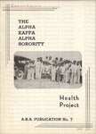 Mississippi Health Project Annual Report No. 7 by Alpha Kappa Alpha