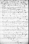 Letter From Hughes to Locke