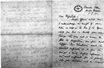 Letter to Dr. Locke from Rabi Afran