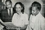 Mrs. Lillian G. Ward, Lydia Rogers, C. L. Miller