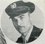 Flight Officer Robert Gordon