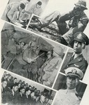 [Photo Collage from the Howard Bulletin, October 1946