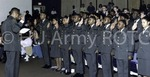[Cadets Receive Their Commissions and Take Oath]