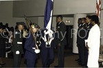Posting of the Colors…Army/Air Force Color Guard