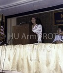 [Woman speaks at NAACP Youth College Division Event]
