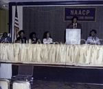 [speaker at NAACP Youth College Division Event]