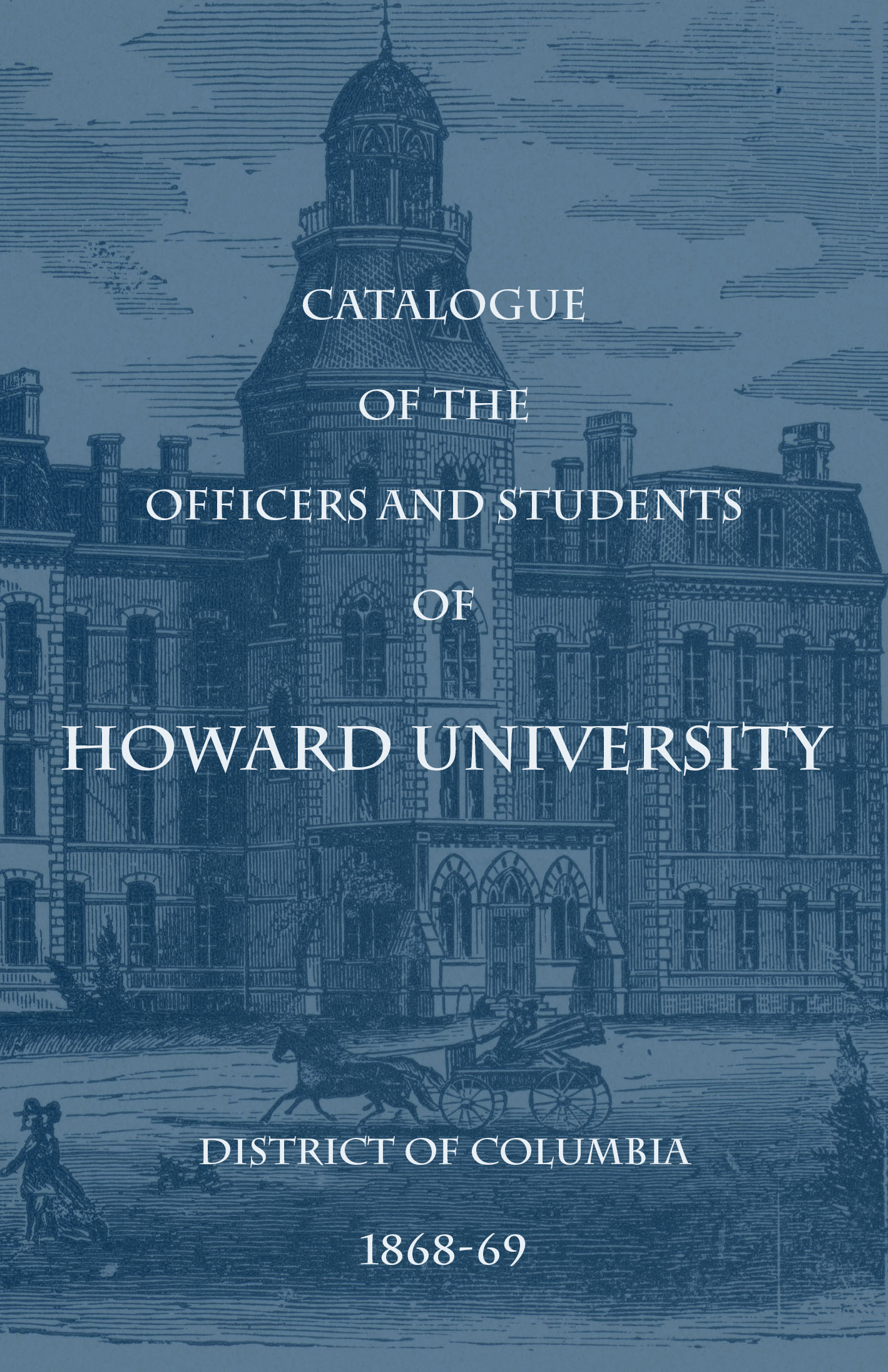 Howard University Catalogs