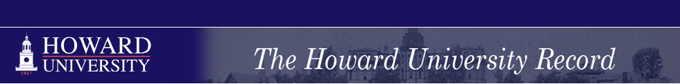 The Howard University Record