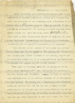 Minutes of the Bethel Literary and Historical Association, 1898-1900 and undate