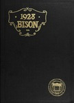 The Bison: 1928 by Howard University