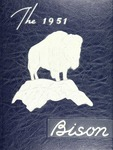The Bison: 1951 by Howard University