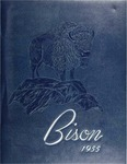 The Bison: 1955 by Howard University