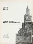 The Bison: 1956 by Howard University