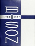 The Bison: 1957 by Howard University