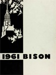 The Bison: 1961 by Howard University