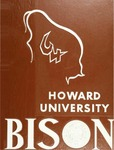 The Bison: 1964 by Howard University